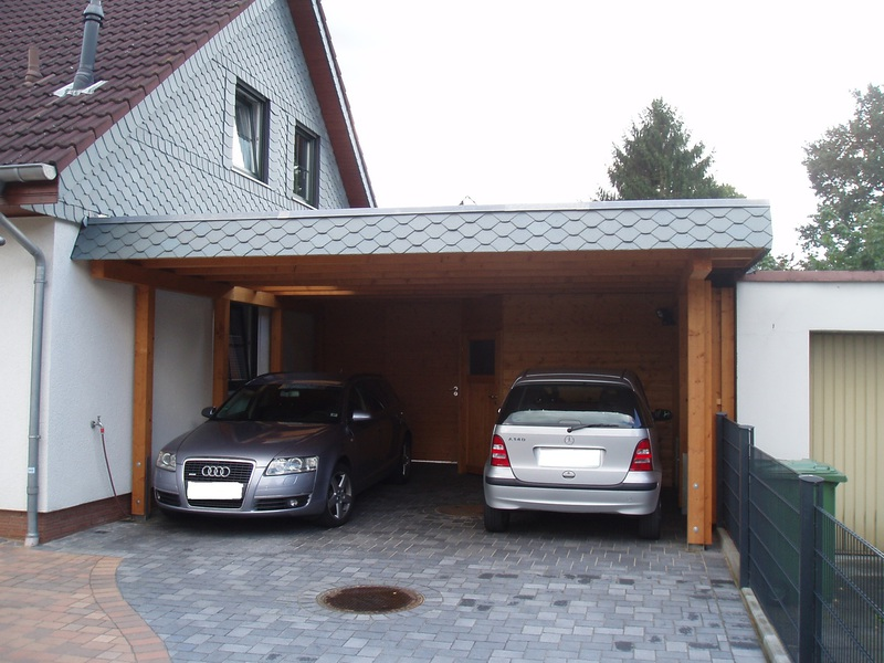 carport gemauert carport den with carport gemauert awesome junger bungalow gehobene. Black Bedroom Furniture Sets. Home Design Ideas